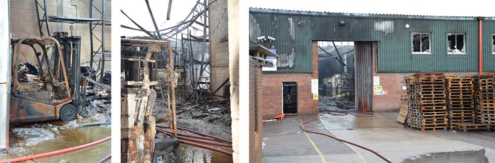 Major Fire – November 2014 - Timmins Whittaker